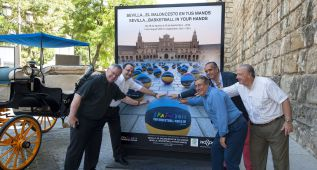 Sevilla acoge desde hoy el Congreso de la FIBA