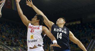 Angola supera con facilidad a una débil Corea del Sur