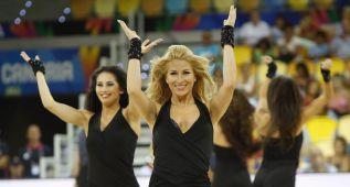 Las Cheerleaders del Mundial de Baloncesto