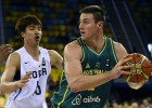 Aron Baynes y Australia se reivindican ante Corea del Sur