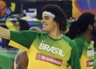Brasil amenaza con tres pívots NBA: Splitter, Nené y Varejao