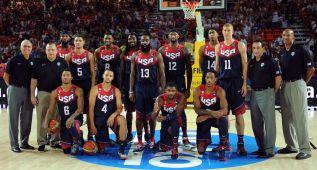 Estados Unidos: un equipo joven pero con seis All Stars