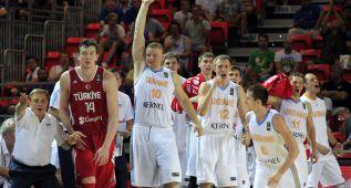 Ucrania se acerca a octavos después de ganar a Turquía