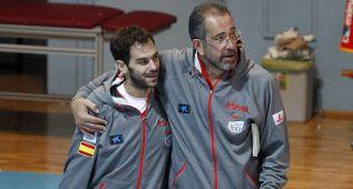 """Calderón: """"El partido tiene 40 minutos y somos tres bases"""""""