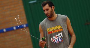 """Rudy: """"Quería volver de la NBA para poder ganar la Euroliga"""""""