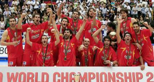 Se cumplen ocho años del triunfo en el Mundial de Japón