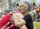 El CAI derrotó al Peñas Huesca con Abós como espectador