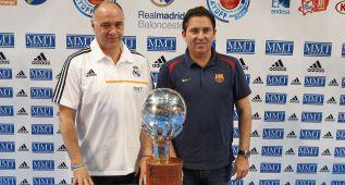 Reunión de entrenadores con los árbitros de la Liga Endesa