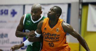 El Valencia Basket se pasea ante un Unicaja con varias ausencias