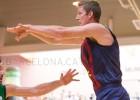 Un Barcelona liderado por Doellman derrota al CB Sevilla