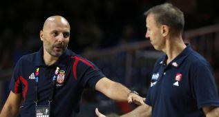 Krzyzewski, Collet y Djordjevic reivindicaron a los entrenadores