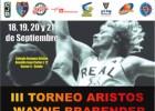 Arranca la III Edición del Torneo Aristos & Wayne Brabender