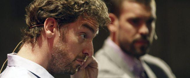 """Gasol: """"Se señala demasiado al entrenador, no es justo"""""""