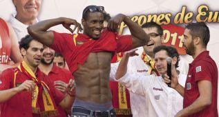 Serge Ibaka: 25 imágenes para celebrar su 25 cumpleaños