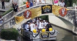 Los Spurs, la mejor franquicia del deporte estadounidense