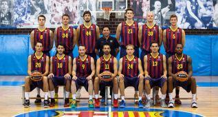 Primera foto de la plantilla completa del Barcelona