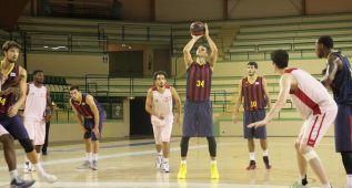 Pleiss lidera la victoria del Barça ante el Pau Orthez