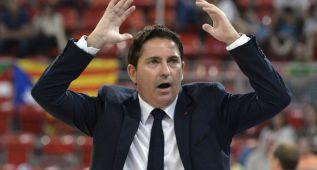 """Xavi Pascual: """"El primer cuarto decidió el partido"""""""
