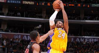 Kobe Bryant mejoró su tiro... ¡gracias a un guepardo!
