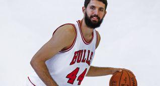 """Mirotic, feliz en Chicago Bulls: """"Llego al equipo perfecto"""""""