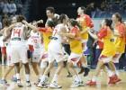 Las españolas a la final
