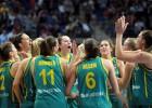 Turquía tiró la toalla y Australia se llevó el bronce
