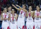 La Selección española ya es tercera en el ránking FIBA