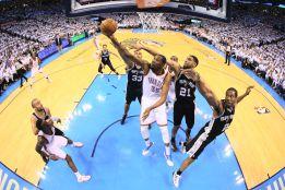 Durant: Una lesión similar acabó con Ming pero no con Jordan