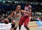 Olympiacos y 'Galata', obstáculos para Baskonia y Valencia