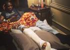 Durant, operado con éxito: será reevaluado en seis semanas