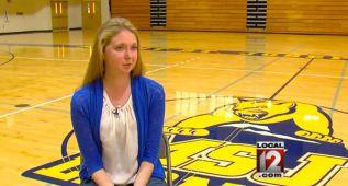 La NCAA cumplirá el sueño de Lauren, una enferma terminal