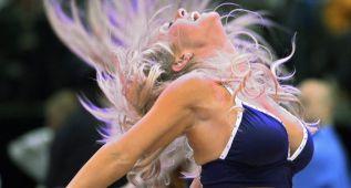 Las cheerleaders de la NBA preparan un nuevo curso