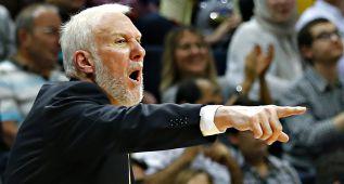 """Popovich, al dueño de los Suns: """"Le faltó decirlo vestido de pollo"""""""