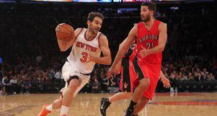 Calderón: un tipo sencillo en los mediáticos Knicks de Jackson