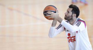 Rudy, mejor extranjero 'no NBA' para los general managers