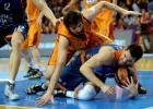 El Valencia roza el milagro pero pierde ante el Galatasaray