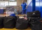 El Real Madrid se va de viaje: 11.925 kilómetros en cuatro días