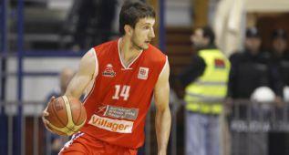 El serbio Stefan Bircevic estará un mes y medio de baja