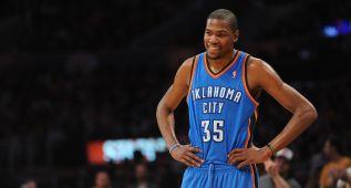 ¿Kevin Durant se está dejando querer por los Wizards?