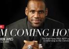 AS NBA apuesta por el quinto MVP para LeBron James