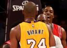 """Paliza a los Lakers y pique Kobe-Howard: """"¡Blando!"""""""