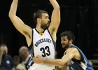 32 puntos: récord de Marc que funde a los Timberwolves