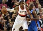 El colectivo de los Blazers puede con los 38 puntos de Westbrook