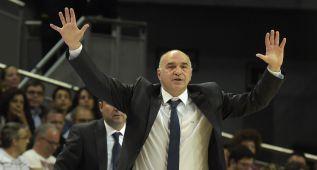 Pablo Laso, mejor entrenador de octubre en la Liga Endesa