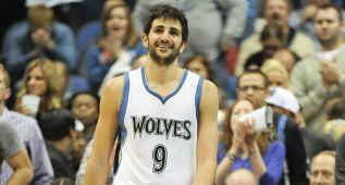 Ricky renueva con los Wolves: 56 millones por cuatro temporadas