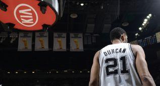 Tim Duncan: la carrera de la leyenda silenciosa