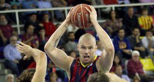 Maciej Lampe nombrado mejor jugador de esta jornada