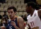El Olympiacos deja con la miel en los labios al Valencia Basket