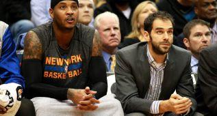 Calderón podría estrenarse con los Knicks el próximo sábado
