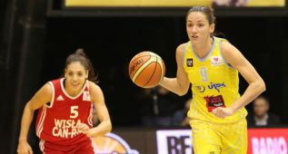 Nuria no salva al Galatasaray en el regreso de Sancho Lyttle